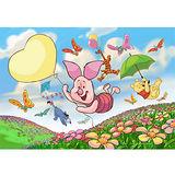 【迪士尼Disney拼圖】小熊維尼-乘風飛翔300pcs