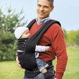 美國Ergobaby爾哥寶寶 運動款嬰童背帶- 經典黑