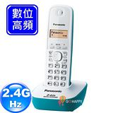 Panasonic 2.4GHz 數位無線電話 KX-TG3411 (湖水藍)