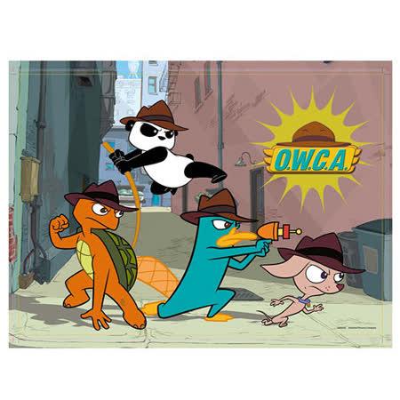 【迪士尼Disney拼圖】飛哥與小佛-動物特務組織520pcs