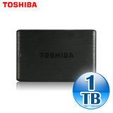 Toshiba東芝 Simple經典碟 1TB USB3.0 2.5吋行動硬碟