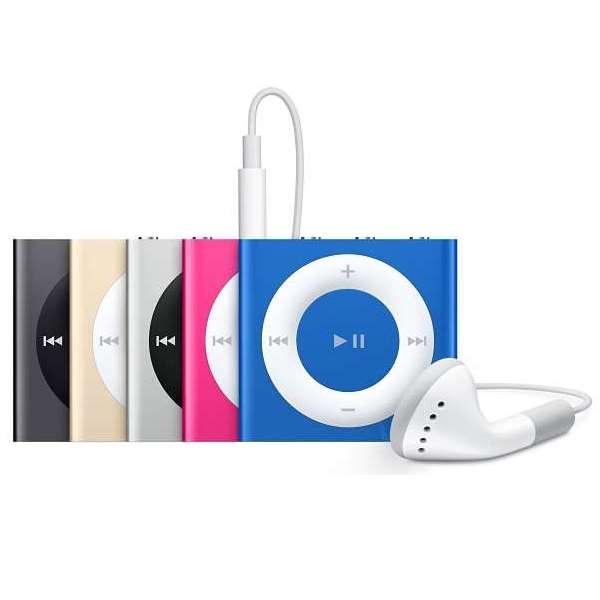 Apple iPod shuffle 2GB 音樂播放器~含充 ~~ 2015年新色到