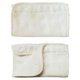美國Ergobaby爾哥寶寶嬰童背帶專用純棉磨牙墊-米白色