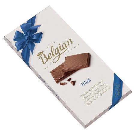 Belgian‧白儷人絲滑牛奶巧克力