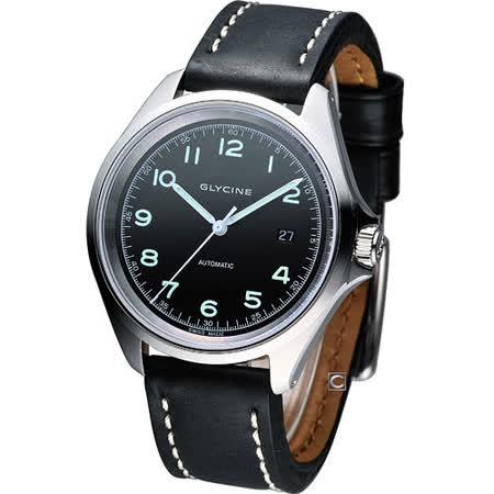 Glycine Combat 自動上鍊機械腕錶 3898.19AT