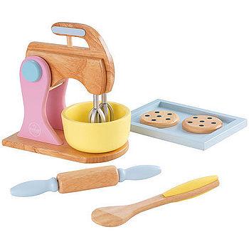 美國Kidkraft兒童家家酒玩具-妙廚小幫手系列-麵包師傅組
