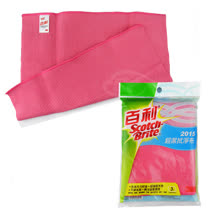 【3M】百利魔布超潔拭淨布30X30-3入/包