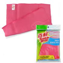 【3M】百利魔布超潔拭淨布30X30-3入/包(2包)