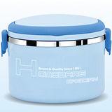 家魔仕不鏽鋼暖心保溫餐盒1.0L HM-1473