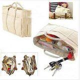 [PS Mall]手提式包中包物品收納整理袋 (J1948)
