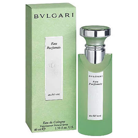 BVLGARI 寶格麗 綠茶中性淡香水 40ml