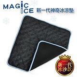 第三代。立體透氣網神奇冰涼墊(黑色)