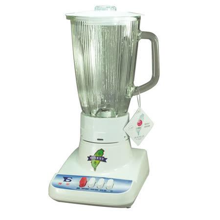 雅瑟1.5公升玻璃杯果汁機 TR-021