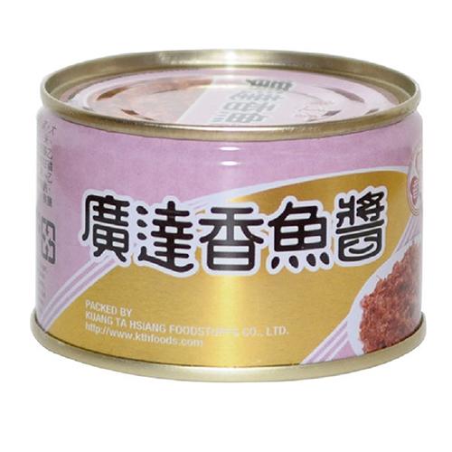 廣達香魚醬160g^~3