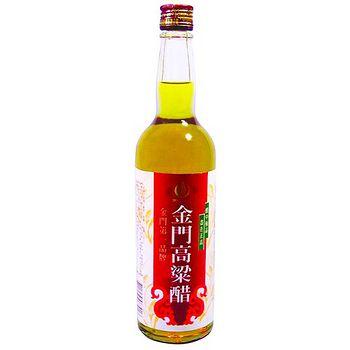 正高金門高粱醋600ml/瓶