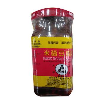 品品黃大目米漿豆腐乳140g