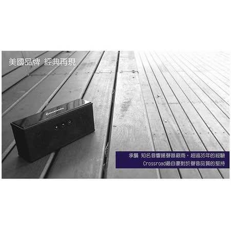 美國 CROSSROADS XRD-BC 藍牙播放器