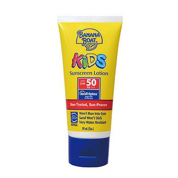 香蕉船兒童系列防曬乳液90ml