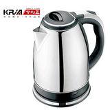 【KORLEA】可利亞不鏽鋼2.0L分離式電水壺KR-386