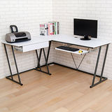 BuyJM 雷恩L型電腦桌120公分-二色