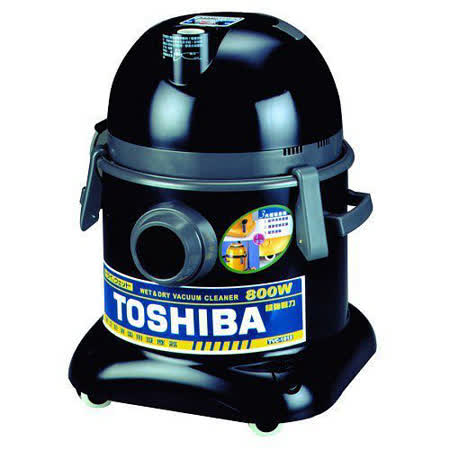 TOSHIBA東芝 乾溼兩用吸塵器 TVC-1015