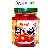 老騾子蒜蓉朝天辣椒105g/罐