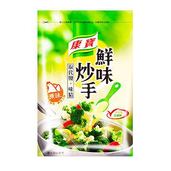 康寶鮮味炒手原味(補充包)500g