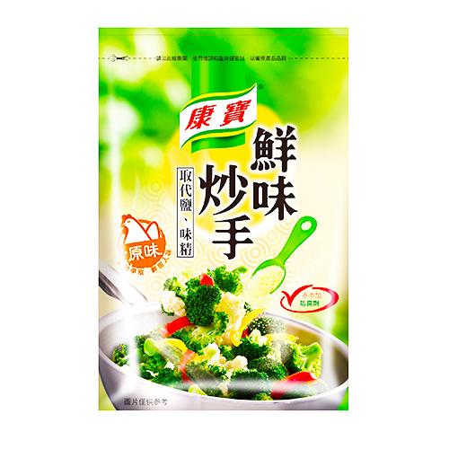 康寶鮮味炒手原味^(補充包^)500g