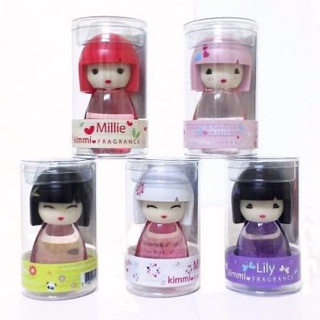 KIMMI 娃娃迷你限量版女性淡香水(5ml)5入1組