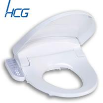 【HCG】和成免治沖洗馬桶座AF856(適用所有470mm圓形馬桶)