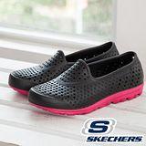 SKECHERS (女) 時尚休閒鞋-H2 GO-13650BKHP