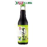 金蘭甘露醬油500ML