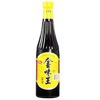 金味王醬油780ml