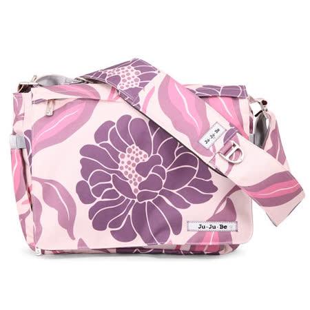 【美國Ju Ju Be媽咪包】BeAll 肩背包-Bashful Begonias萬紫千紅-外出專用媽媽包