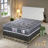 老師傅工藝《ESSE》御璽名床【3D透氣網布】三線加高獨立筒床墊3.5x6.2尺-單人