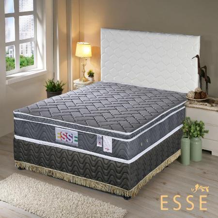 《ESSE》御璽名床<BR>3D透氣三線加高獨立筒