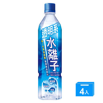 舒跑ION WATER 650ml*4