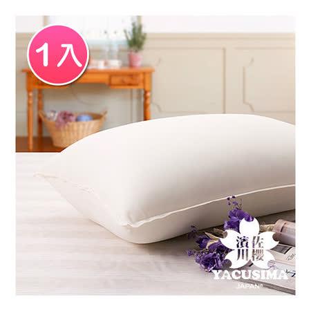 【濱川佐櫻】韻雅迷情。台灣製雙重彈力舒柔透氣枕-1入