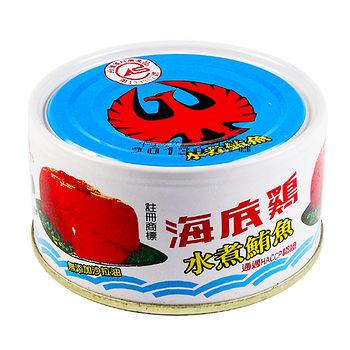 紅鷹牌海底雞水煮170g*3