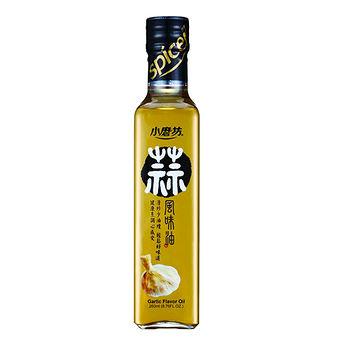 小磨坊蒜味風味油260ml