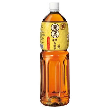 開喜烏龍茶低糖1500ml