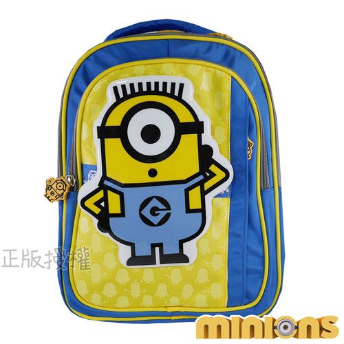 【布丁狗PomPom Purin】學齡前專屬幼兒後背書包+補習袋+便當袋(黃色)