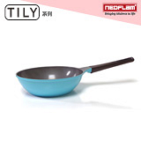 韓國NEOFLAM Tily系列 26cm陶瓷不沾炒鍋(EK-TL-W26)