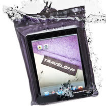《TRAVELON》iPad 防水袋