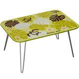 【奧克蘭】方形兒童折疊和室桌(二色)
