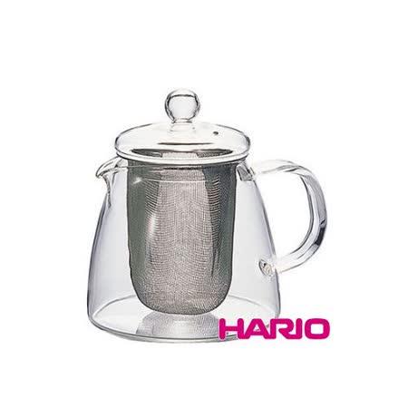 日本【HARIO】極簡花茶壺360ml / CHEN-36T