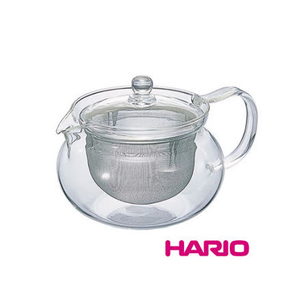 日本【HARIO】茶茶急須丸形茶壺700ml / CHJMN-70T