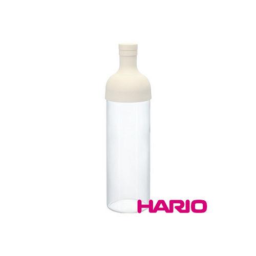 ~HARIO~酒瓶白色冷泡茶壺750ml FIB~75~OW