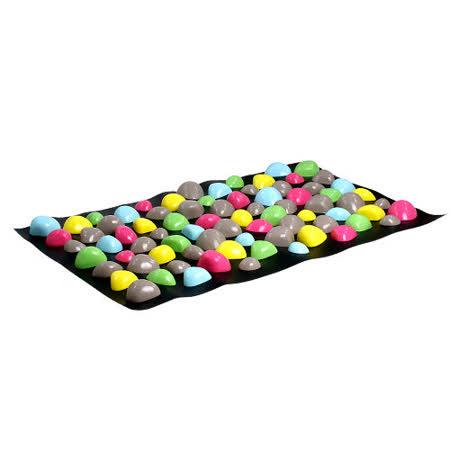 Health Mat 卵石按摩健康步道踏墊 -2入優惠