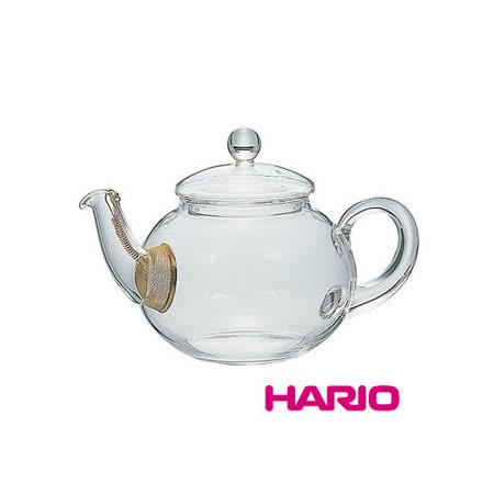日本【HARIO】24K金舞動茶壺500ml / JP-2